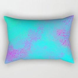 Why not Pink Rectangular Pillow