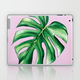 Palm Tree Leaf Art Print Laptop & iPad Skin