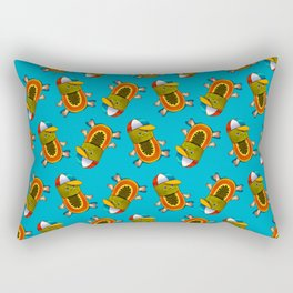 PaPaYa'Boy Rectangular Pillow