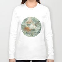 the little mermaid Long Sleeve T-shirts featuring Little Mermaid by Fizzyjinks