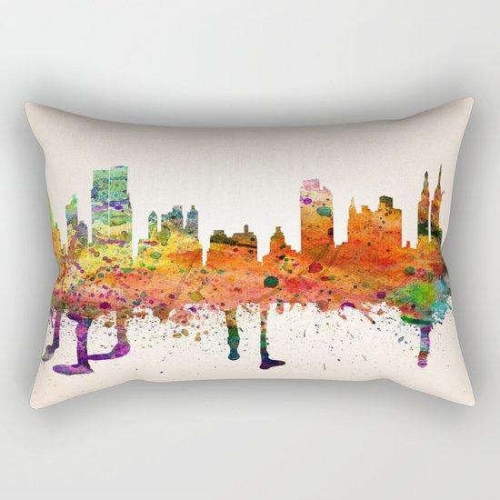 YORK, NEW YORK Rectangular Pillow