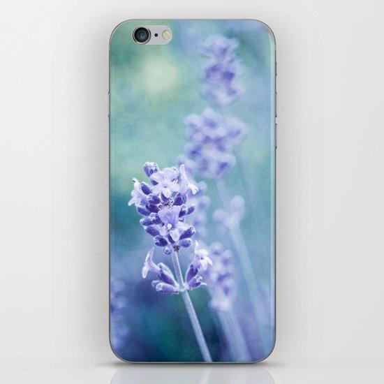 lavendula iPhone & iPod Skin