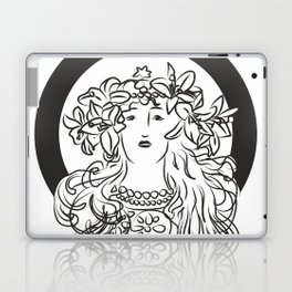 Mucha's Inspiration Laptop & iPad Skin