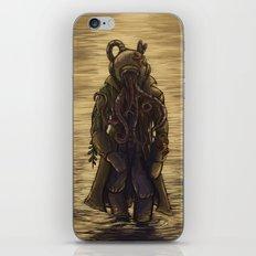 The Octopus Man Rises iPhone & iPod Skin