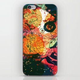Vintage Pop Abstract Chinese Pattern iPhone Skin