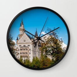 Magic castle Wall Clock