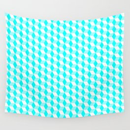 Colourful cube Wall Tapestry
