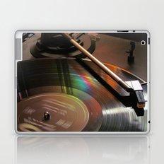 Vinyl Rainbow Laptop & iPad Skin