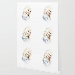 Dolly Parton - Pop Art Wallpaper