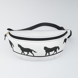 Trotting Home Fanny Pack