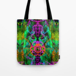 A Trinitarian From Hoag's Object (scifi, visionary) Tote Bag