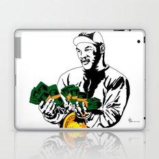 Iron Mike Laptop & iPad Skin