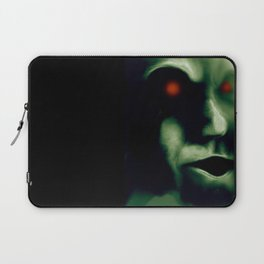 Little green men, no just ugly and androgynous Laptop Sleeve