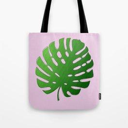 Palm Tree Leaf Art Print Tote Bag