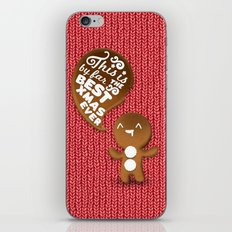 Best Xmas ever iPhone Skin