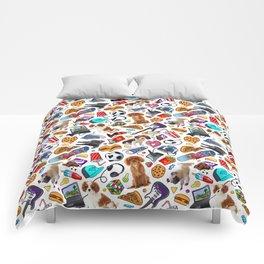 teenage explosion 2 Comforters