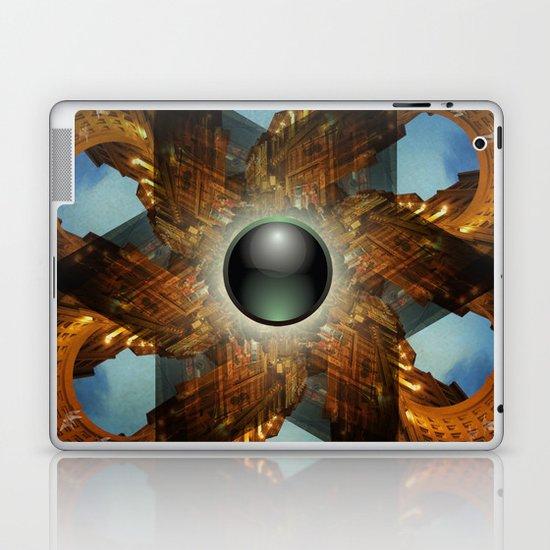 Emerald Chapel Laptop & iPad Skin