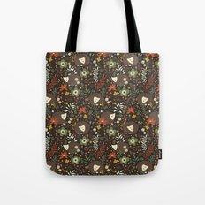 Cute Hedgehogs Tote Bag