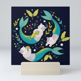 Merkitty Mini Art Print
