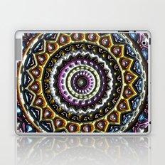Mandala in relief Laptop & iPad Skin