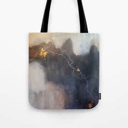 Let It Hold Your Hand Tote Bag