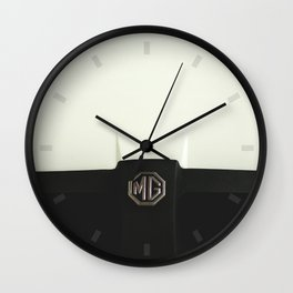 MG Cars Wall Clock