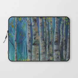 Birch Forest Laptop Sleeve