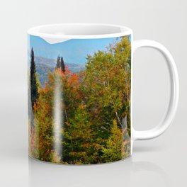 Mont Albert From Afar Coffee Mug