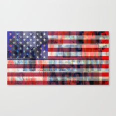 America 3 Canvas Print