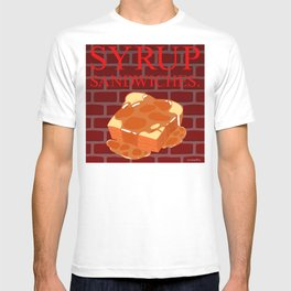 SYRUP SANDWICHES. T-shirt