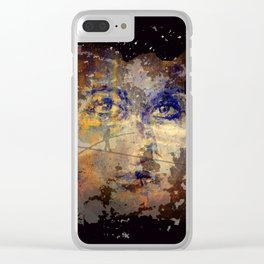 TIGHTROPE WALK Clear iPhone Case