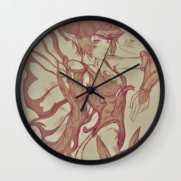 Fairy Girl Wall Clock