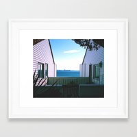 neverland Framed Art Prints featuring Neverland by @lauritadas