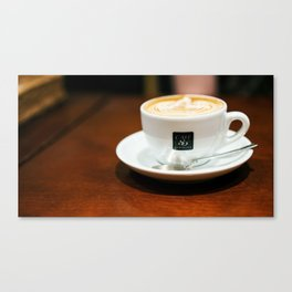 The Art of Java Canvas Print