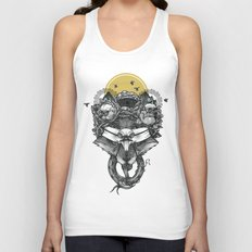 The Count Bifrons Unisex Tank Top