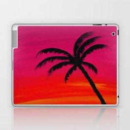Sunset Palm 2 Laptop & iPad Skin