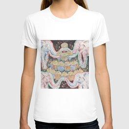 Elephants Love Cupcakes T-shirt