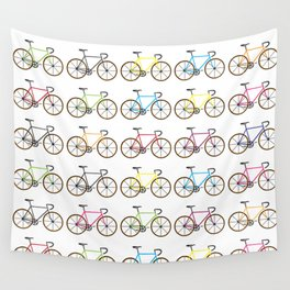 Cycling Wall Tapestry