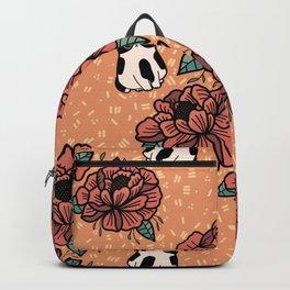 Subtle cats~orange tones Backpack