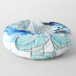 Sirena Luna Floor Pillow