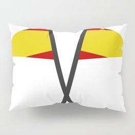 spain flag Pillow Sham