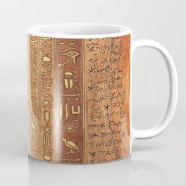 Ancient Script Coffee Mug
