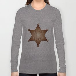 Texas Ranger Long Sleeve T-shirt