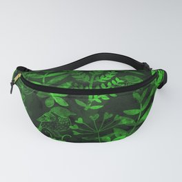 Abstract Botanical Garden IV Fanny Pack