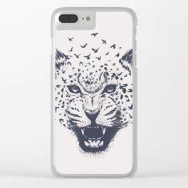Nature´s Roar Clear iPhone Case