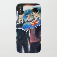 heroes of olympus iPhone & iPod Cases featuring Heroes by Hai-ning