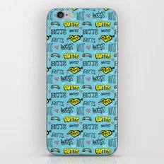 Butts Pattern iPhone & iPod Skin