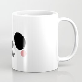 Pandamic Mask Coffee Mug