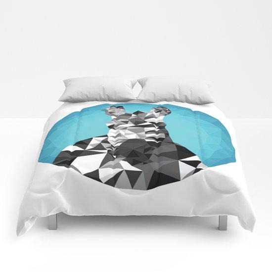♥ SAVE THE ZEBRAS ♥ Comforters
