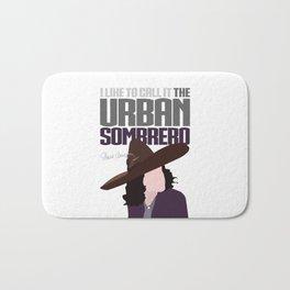 The Urban Sombrero Bath Mat
